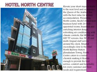 Hotel North Centre