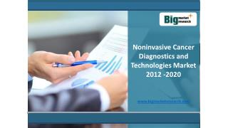 Noninvasive Cancer Diagnostics Market by 2020