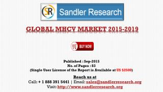 Global MHCV Market Report Profiles Daimler, Dongfeng, MAN, Scania, Volvo and Other Vendors