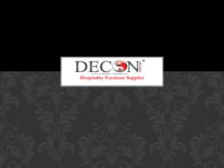 Hospitality Furniture Supplier Malaysia