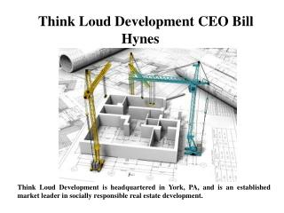 Think Loud Development Bill Hynes Teamwork