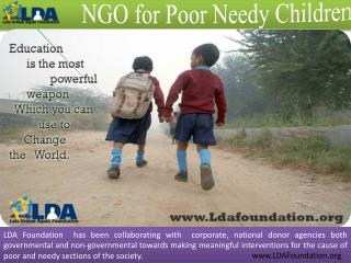 LDAFoundation- Best NGO in Noida