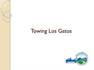 Towing Service In Los Gatos � Towing Rescue