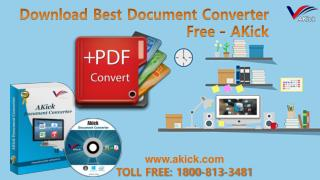 AKick - Download Best Free Online Document Converter