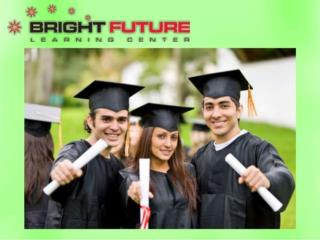 Bright Future Learning Center - Individual Tutoring & Test Prep