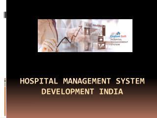 Hospital Management System India