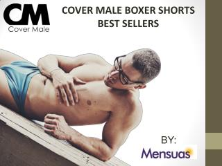 Cover Male Boxer Shorts Best Sellers