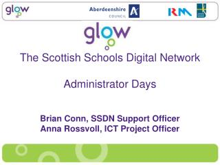 The Scottish Schools Digital Network  Administrator Days