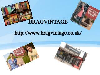 Bragvintage,online Shopping center
