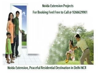 Noida Extension all Project List @ 9266629901
