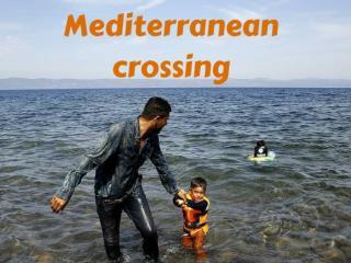 Mediterranean crossing