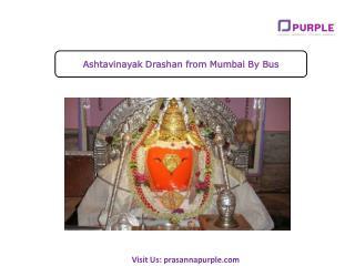 Ashtavinayak tour from Mumbai