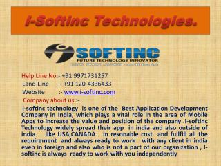 Best Mobile Application development company in India ,New Delhi, Noida, Gurgaon