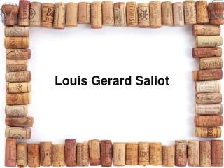 Louis Gerard Saliot  | CEO of Euro Asia Hotel