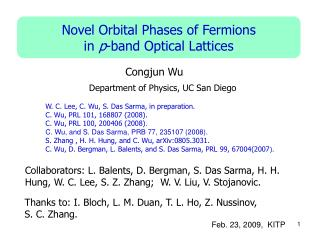 Novel Orbital Phases of Fermions in p-band Optical Lattices