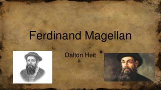 Ferdinand Megellan
