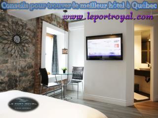 Conseils pour trouver le meilleur hôtel à Québec