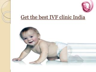 Get best IVF clinic in India