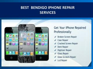 Best Bendigo iPhone Repair Services