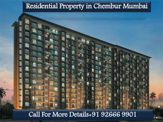 @9266629901- Residntial Property in Chembur Mumbai