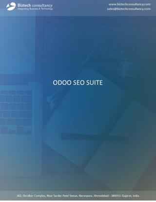 Odoo SEO Suite Apps
