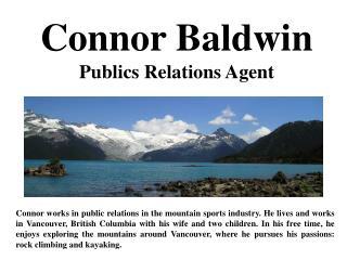 Connor Baldwin
