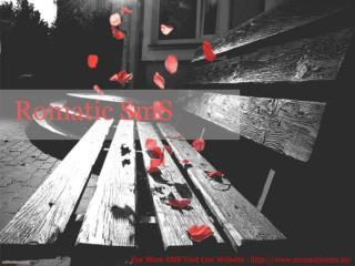 Anniversary Romantic SMS