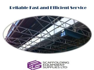 Exclusive Scaffolding Tubes In London