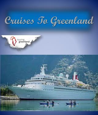 Cruises To Greenland
