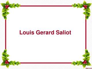 Louis Gerard Saliot  | Living legend of Fiji tourism!