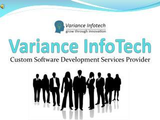 Variance InfoTech @ GITEX DUBAI 2015