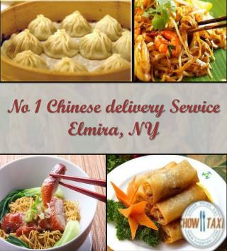 No 1 Chinese delivery Service Elmira, NY