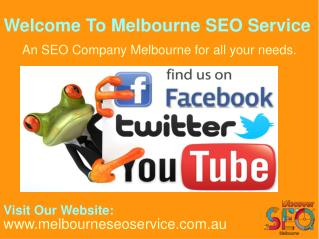 Social Media Marketing Services Melbourne | Social Media Marketing Company