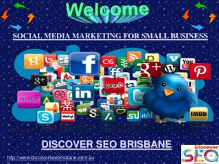 Social Media Marketing For Small Business in Brisbane