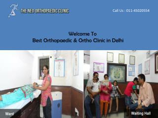 Orthopedic Trauma Surgeon in Delhi