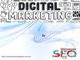 Digital Marketing in Perth