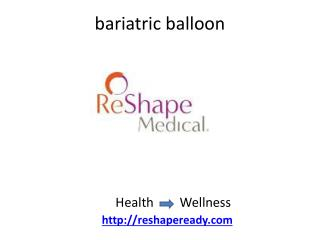 stomach intragastric balloon weight loss