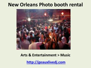 baton rouge photography djs in New Orleans