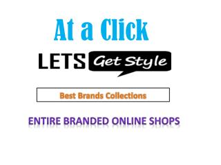 Online shopping women's wear collection - letgetstyle.com