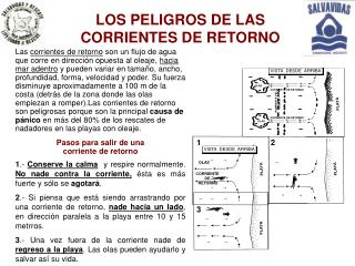 LOS PELIGROS DE LAS  CORRIENTES DE RETORNO