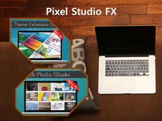 Adeel Chowdhry Pixel Studio FX