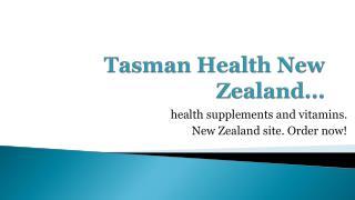 Tasmanhealth blog