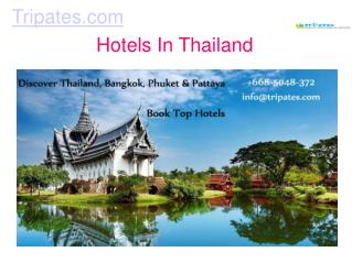 cheap hotels In Thailand,bangkok,krabi,pattaya,phuket