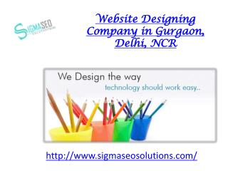 Website Designing Company in Gurgaon, Delhi, NCR