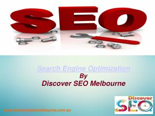 Search Engine Optimization in Melbourne