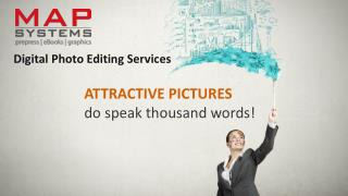 Digital Photo Editing Services from MAP Systems