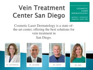 Spider Vein Treatment San Diego