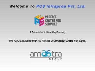 Amaatra Homes - Greater Noida West - More And Much More.