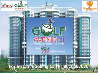 Golf Avenue 2 Noida