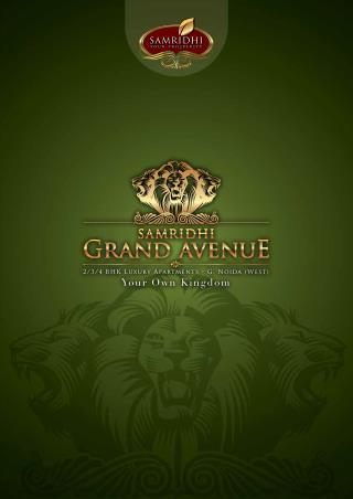 Smridhi Grand Avenue